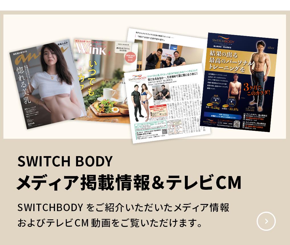 メディア掲載情報&テレビCM